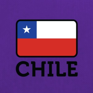 National Flag Of Chile - Sportväska