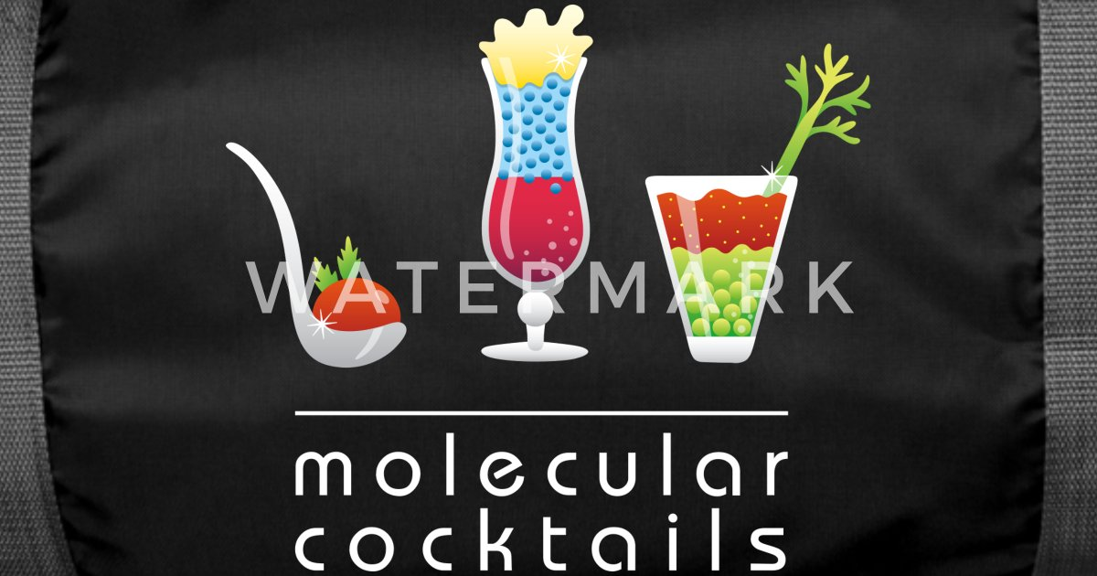 Molecular cocktails molekulare küche drop von digidesign