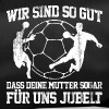 Handball - Mutter - Sporttasche