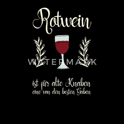 Wilhelm Busch Zitate Sprüche Rotwein Geburtstag Von Teeshirt Madness