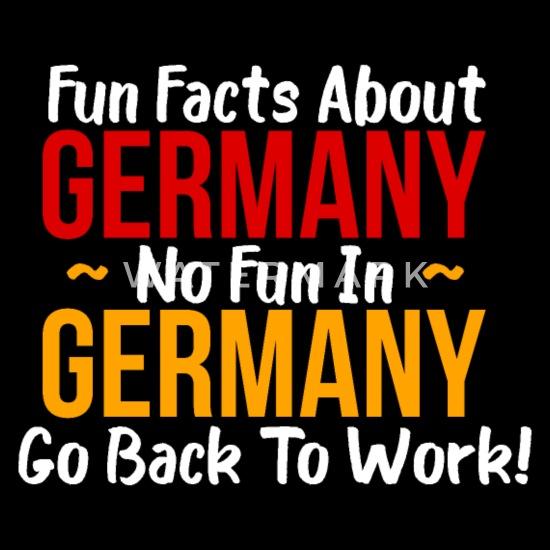 śmieszne Przysłowia Zabawne Fakty O Niemczech Prezent Torba Sportowa Czarny