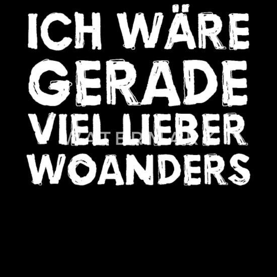 Lustiger Kein Bock Spruch Fur Damen Und Herren Sporttasche Spreadshirt