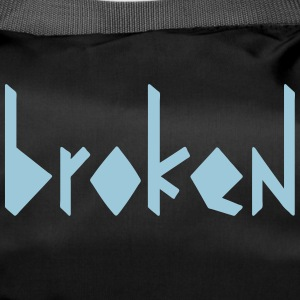 broken - Duffel Bag
