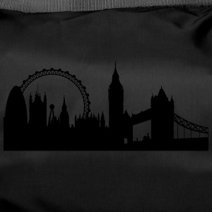 London silhouette 2 - Sporttasche