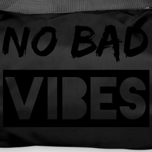 no bad vibes - Duffel Bag