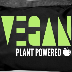 Vegan - Plant Powered - Sportstaske