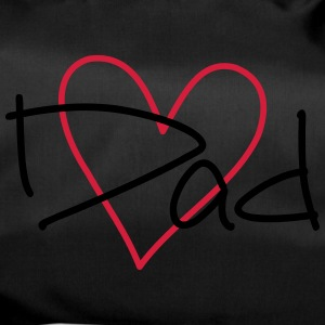 Heart Dad - Duffel Bag