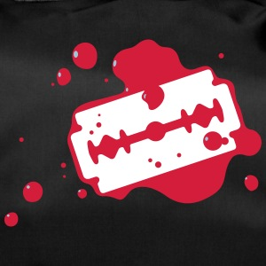 Razor Blade With Blood - Torba sportowa