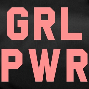 Girl Power - Sportväska