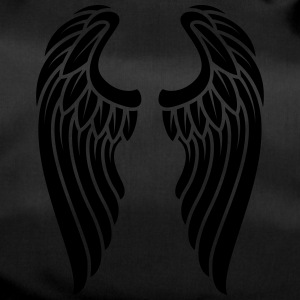 Angels Wings Logo - Sporttasche