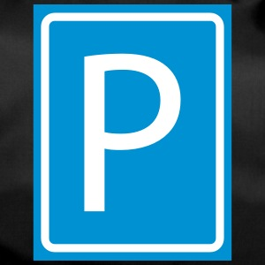 P Parking brief parkeerschijf parking 2c - Sporttas