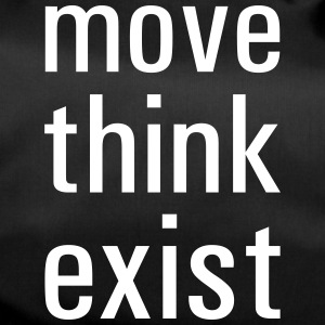 move think exist - Sporttasche