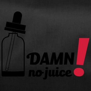 Vaper Shirt - Damn, no juice - Duffel Bag