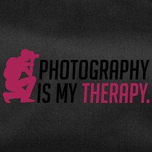 Photography is my therapy - Duffel Bag