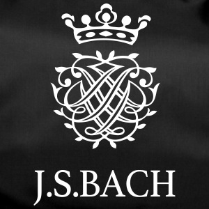 J S Bach and his Seal - Duffel Bag