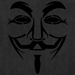 Anonymous Mask PNG Picture - Duffel Bag