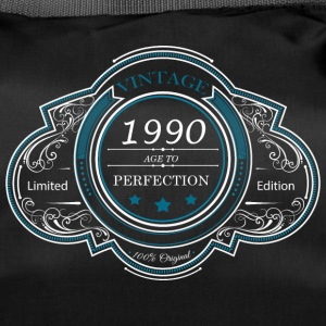 Vintage 1990 age to perfection LIMITED EDITION - Sporttasche