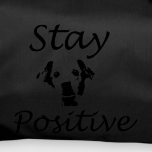 Stay Positive - Sporttasche