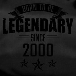 Born to be legendary since 2000 17 years - Duffel Bag