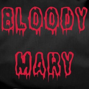 Bloody Mary bloody font - Duffel Bag