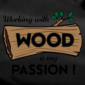 Passion Art Wood - Sac de sport