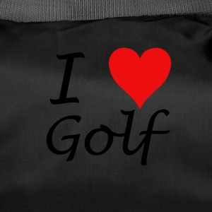 I Love Golf - Sportstaske