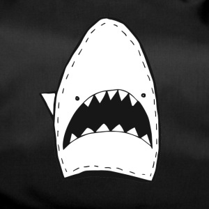 shark smile - Duffel Bag