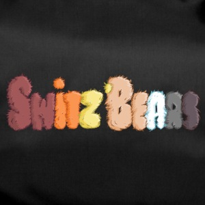 Switz'Bears logo hairy letter - Duffel Bag