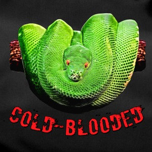 Snake cold-blooded II - Duffel Bag