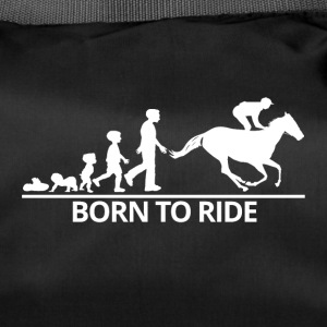 Born to ride Gift - Sportväska