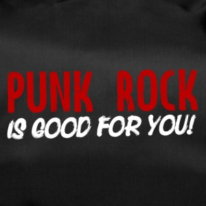 Punk Rock is good for you - Sporttasche