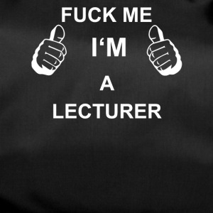 TRUST FUCK ME IN THE LECTURER - Duffel Bag