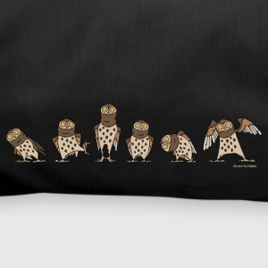 Owls - Brown - Borsa sportiva