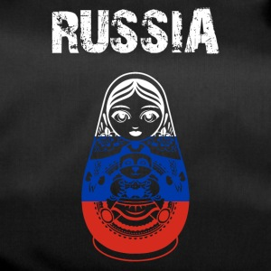 Nation-Design Russia Matryoshka - Sporttasche