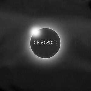Total Solar Eclipse-USA-08.21.2017 - Sporttasche
