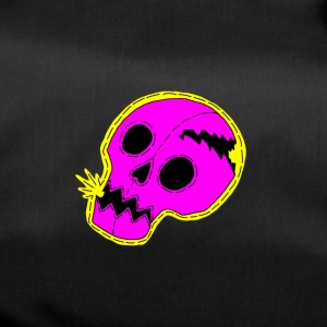 Purple skull - Duffel Bag