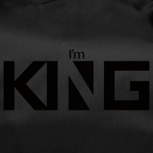 I'm king - Duffel Bag
