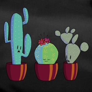 Cactus in bloom - Duffel Bag
