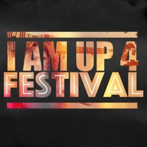 I am up for festival - Duffel Bag