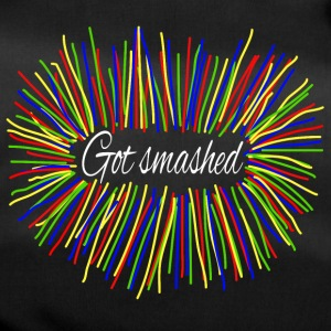Geek Fun Sports Smashed Colorsticks Blast - Duffel Bag