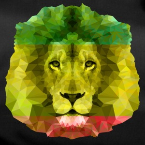 Rasta Lion - Duffel Bag