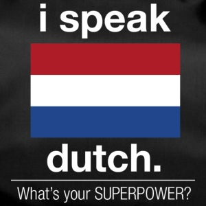 Dutch Superpower - Duffel Bag