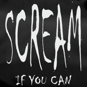 Scream - If You Can - Sporttasche