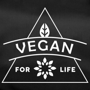 VEGAN FOR LIFE - Duffel Bag