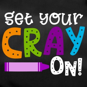 Get Your Cray On - Sporttasche