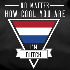 Dutch Tshirt-No Matter - Duffel Bag