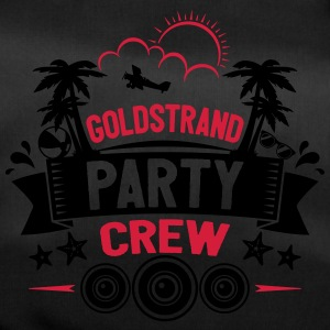 Goldstrand Party Crew - Sporttasche