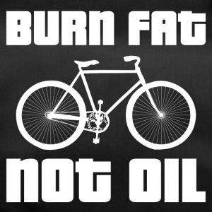 Burn Fat Not Oil - Sporttasche