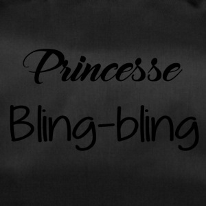 bling prinses - Sporttas