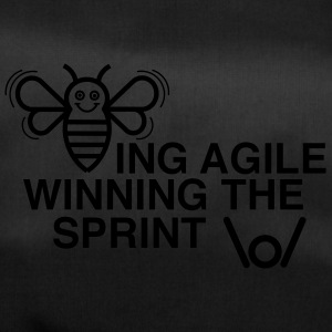 BEING AGILE vinne SPRINT - Sportsbag